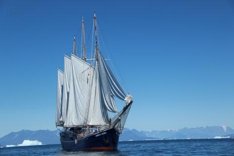 Rembrandt van Rijn, Greenland, June