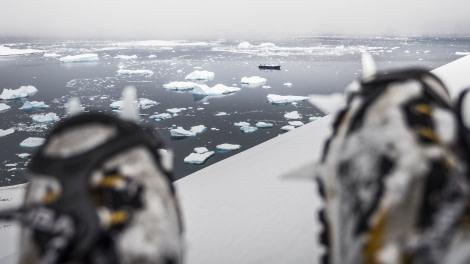 Antarctica, Mountaineering © Dietmar Denger-Oceanwide Expeditions
