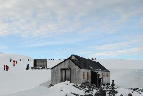 Detaille Island, Base W, Polar Circle Antarctica, March © Jamie Scherbeijn-Oceanwide Expeditions.JPG