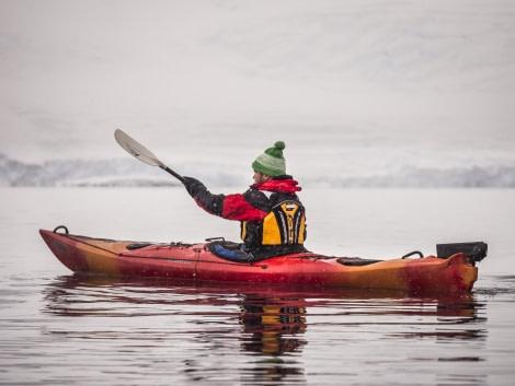 Kayaking in Antarctica © Dietmar Denger;Oceanwide