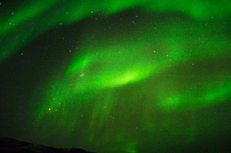 Aurora Borealis across Rypefjord, Scoresby Sund © Tobias Brehm (12).jpg