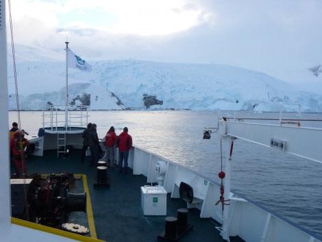 Looking for Orca in Wilhelmina Bay, Antarctica, March © Oceanwide Expeditions.JPG