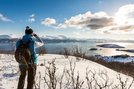 North Norway, Aurora borealis, Hike & Sail, March © Jurriaan Hodzelmans-Oceanwide Expeditions 20190310-North Norway-IMG_4882.jpg