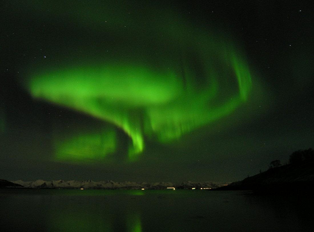 Northern Lights aka Aurora Borealis