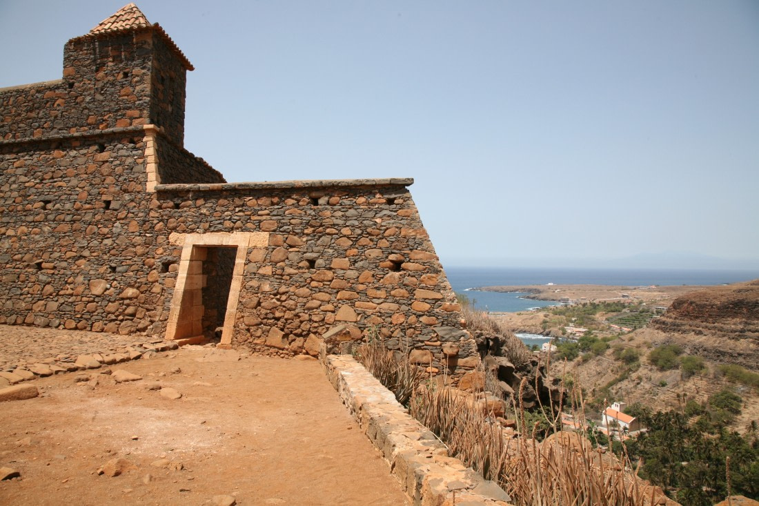 A piece of history on Cape Verde