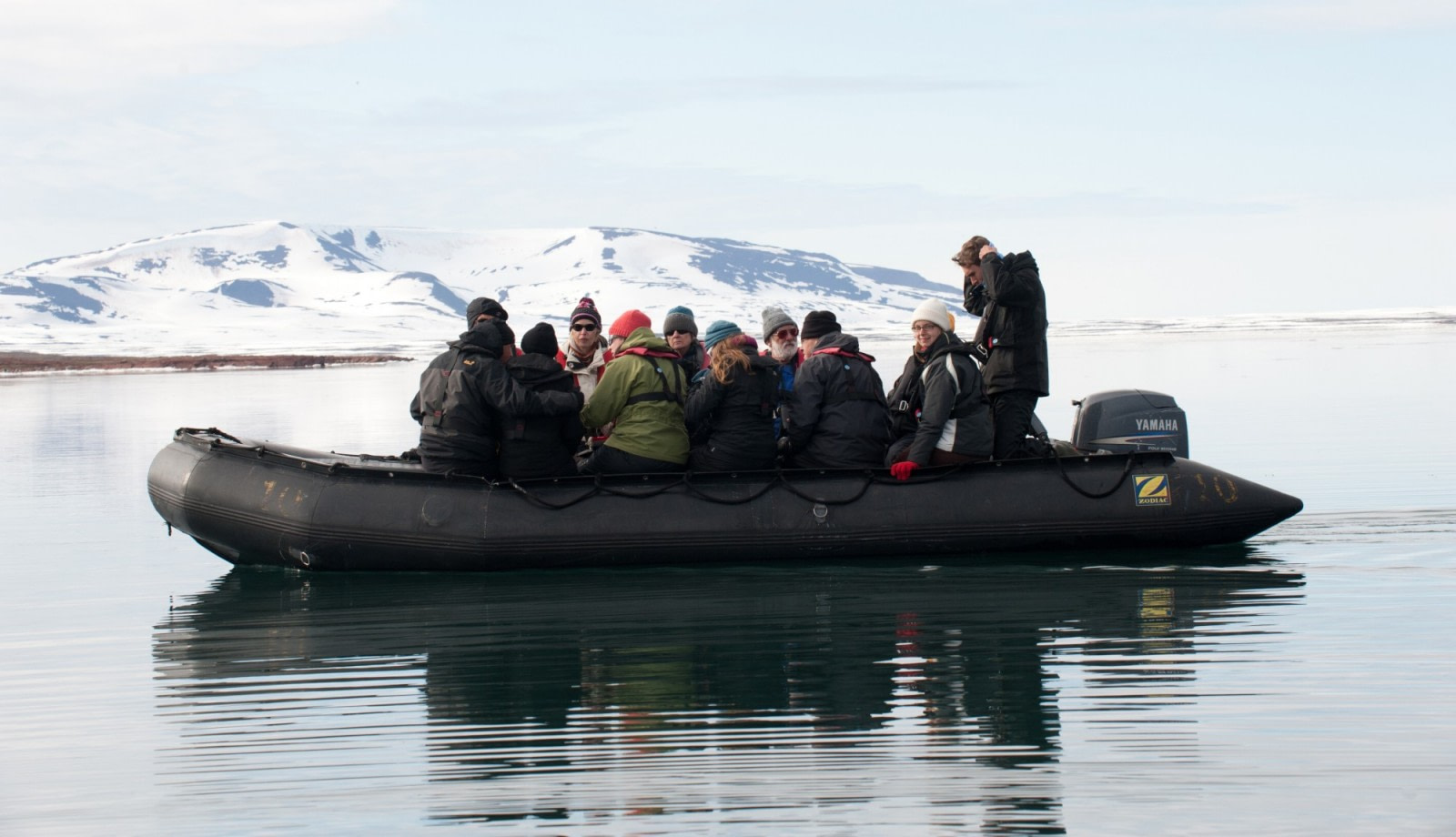 Walbeobachtungen um Spitzbergen