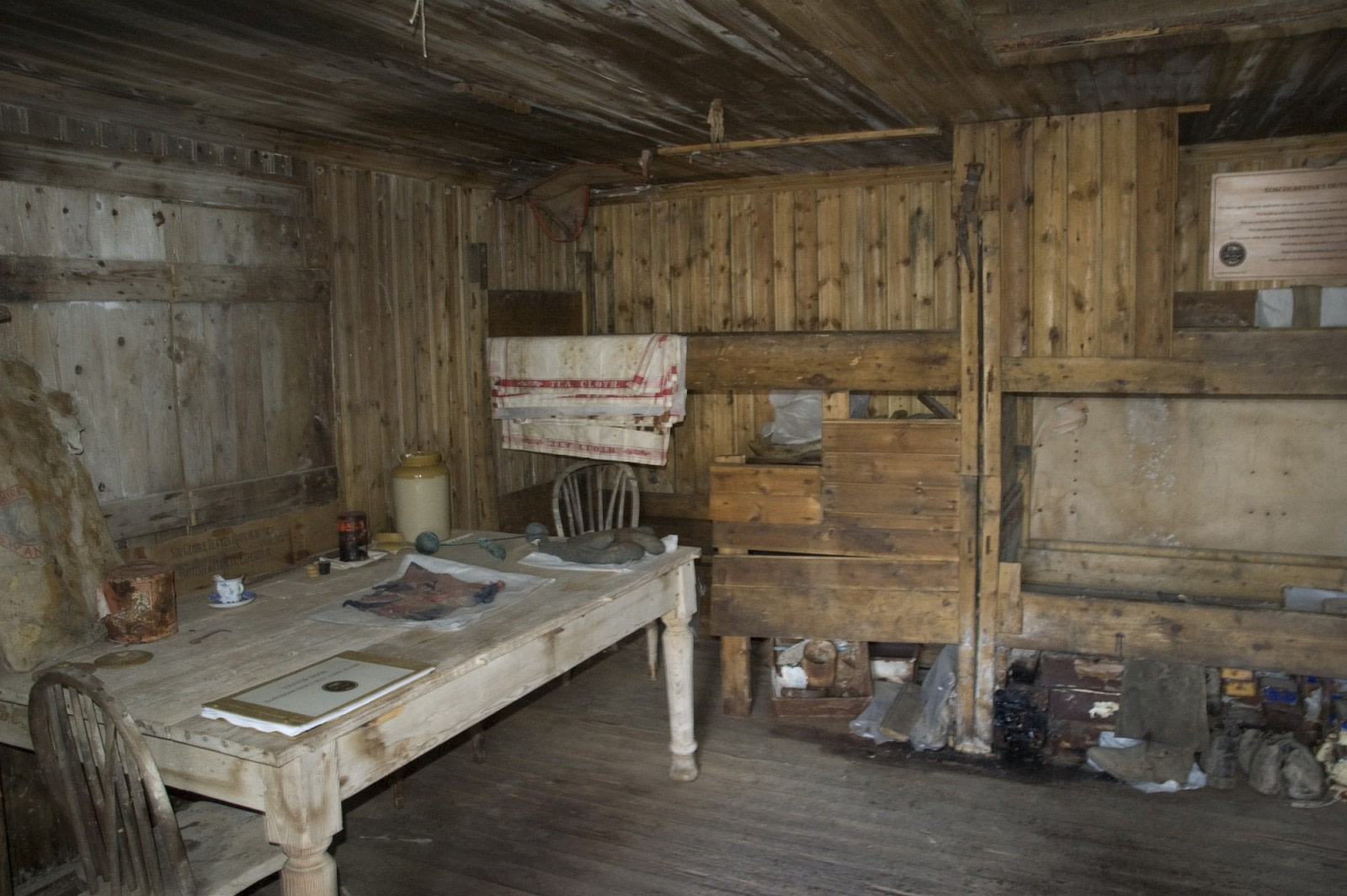 Borchgrevink's  Hut