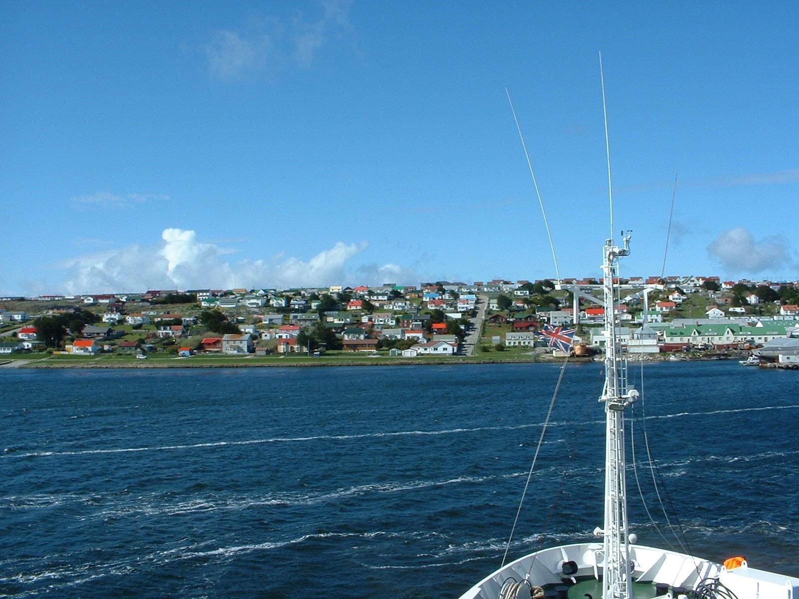 Raue, aber schöne Falklandinseln