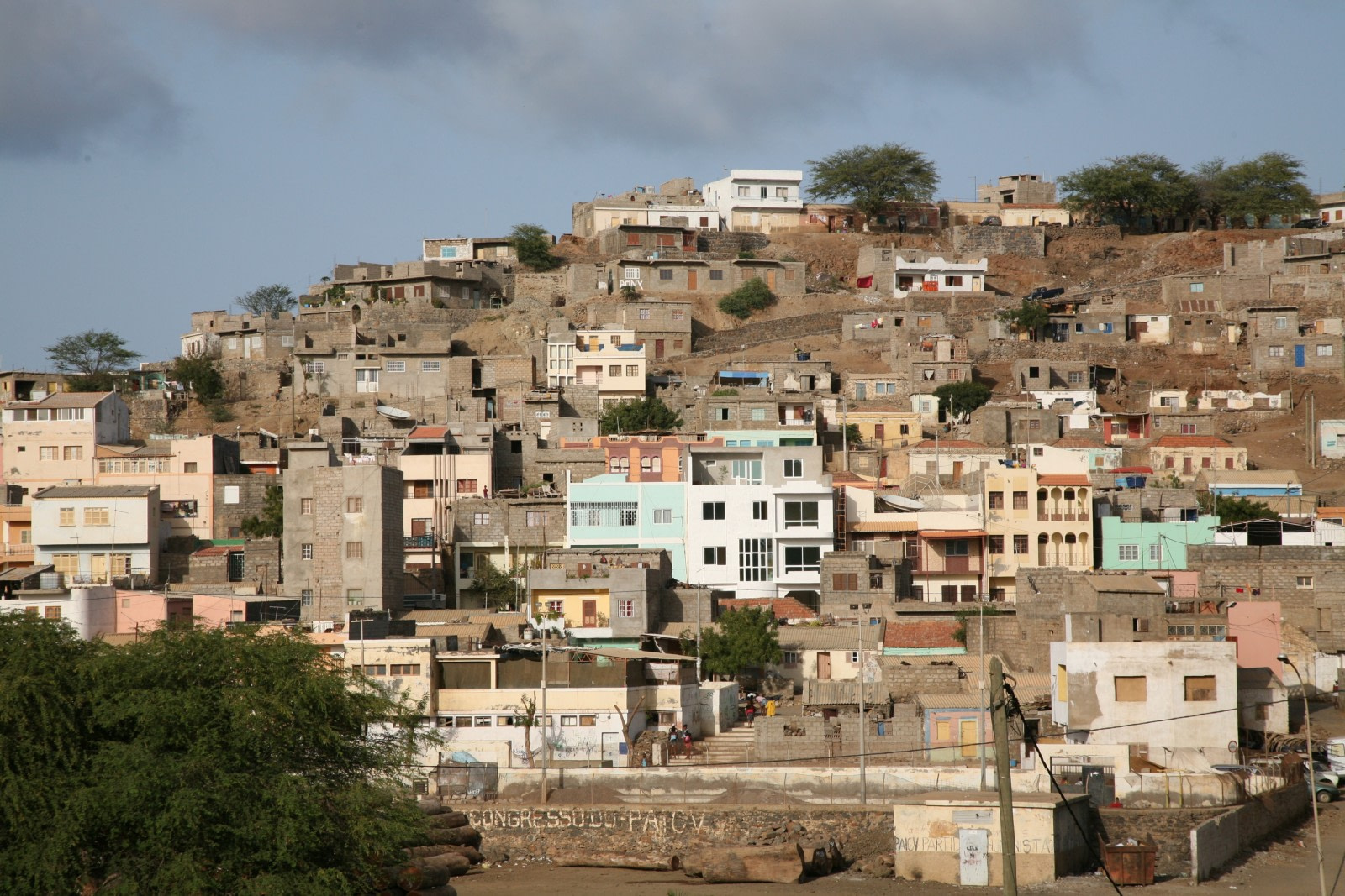 The Cape Verde Capital of Praia
