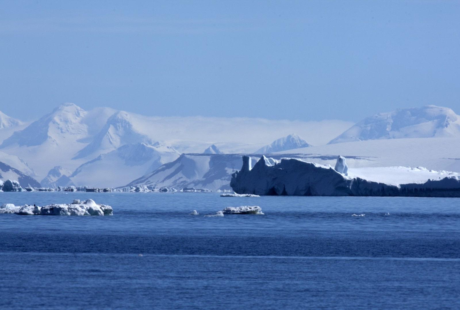 Weddell Sea Landscapes
