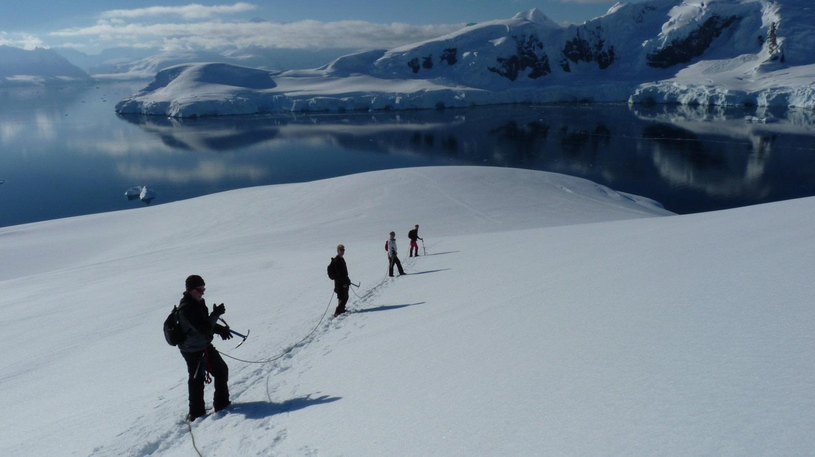 Mountaineering_Basecamp Plancius © Oceanwide Expeditions-Christoph Gniesser 068.JPG
