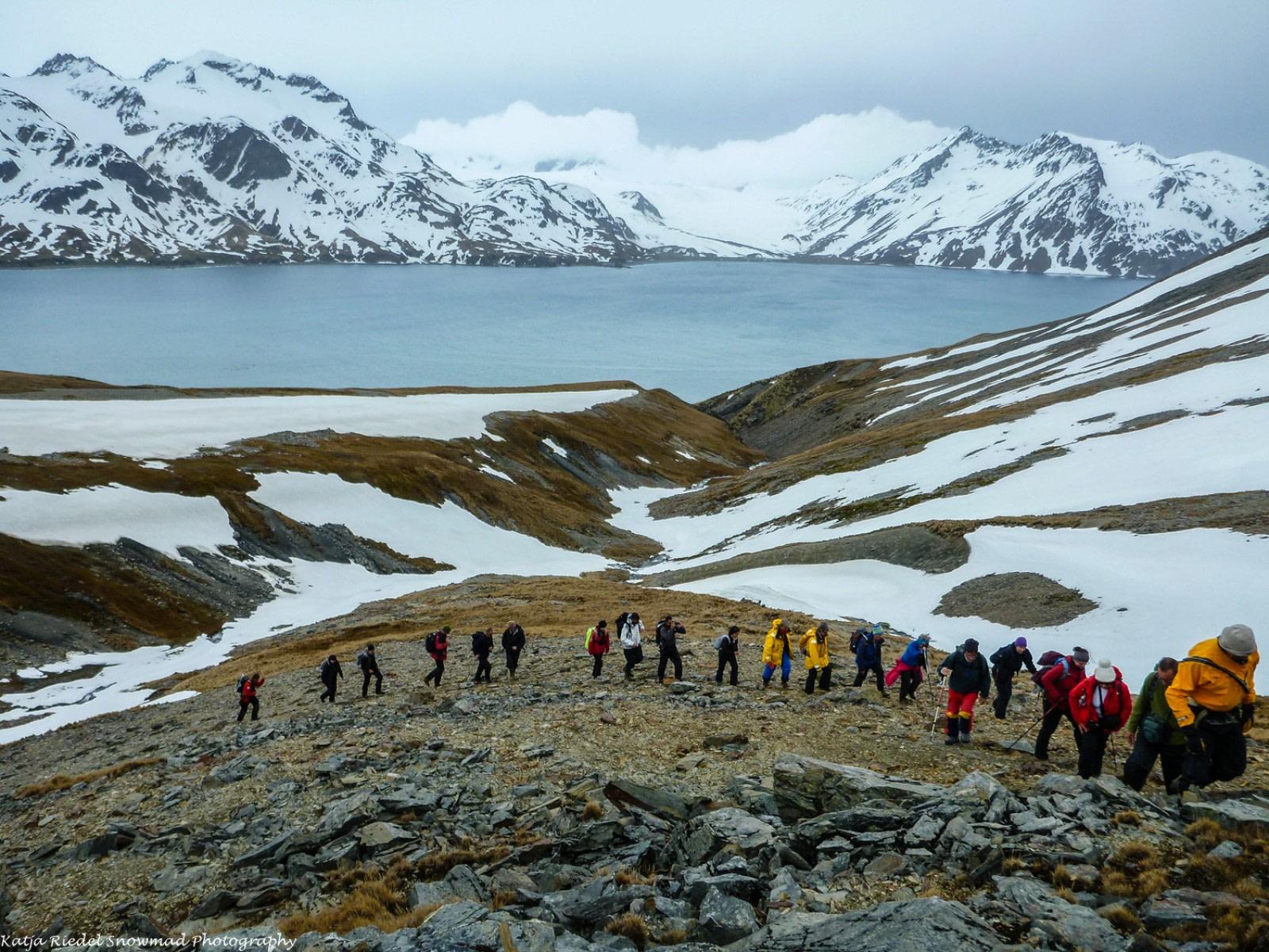 Shackleton route