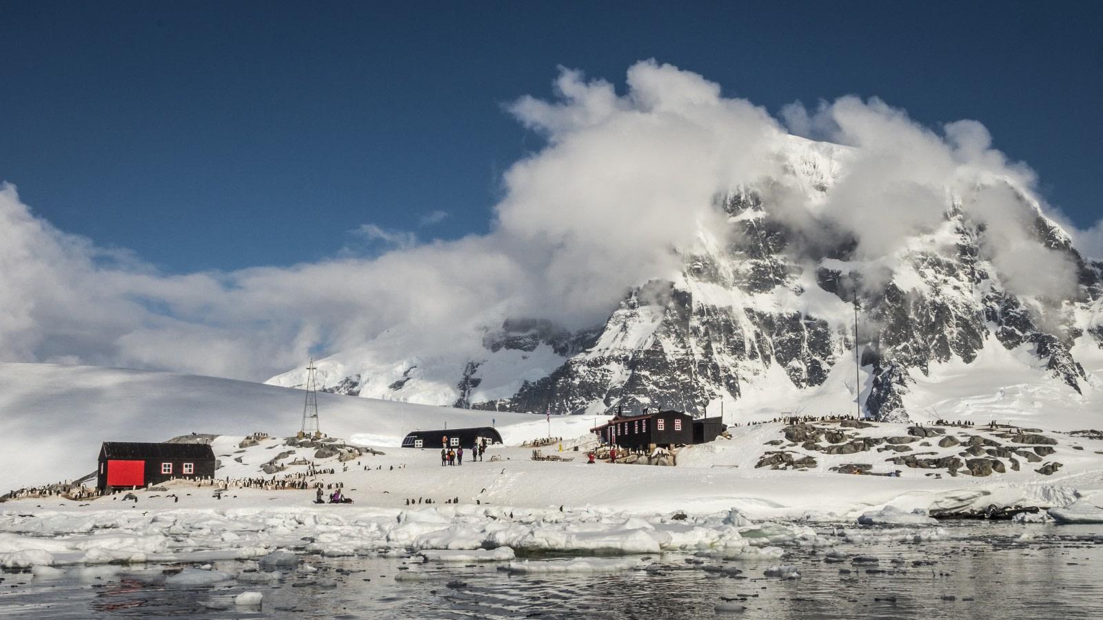 Port Lockroy, Antarctica © Dietmar Denger;Oceanwide