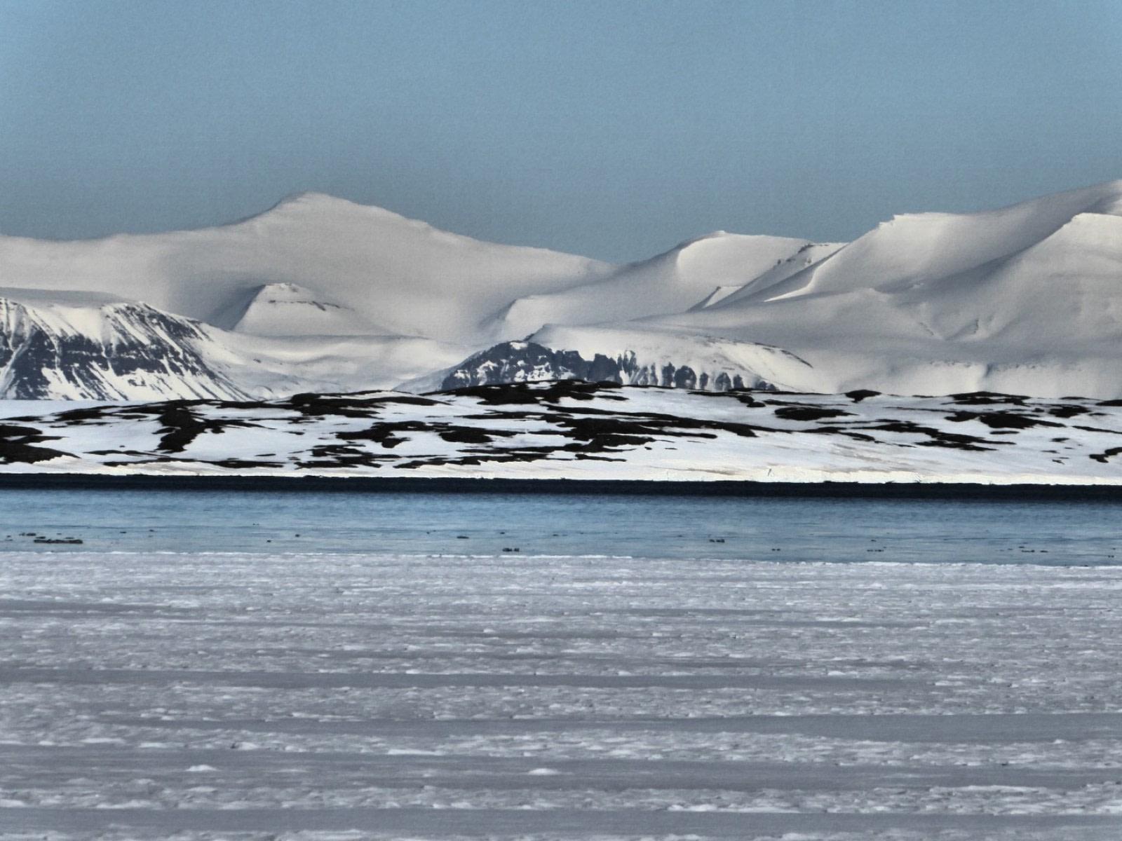 Isfjorden Spitsbergen 05 2017