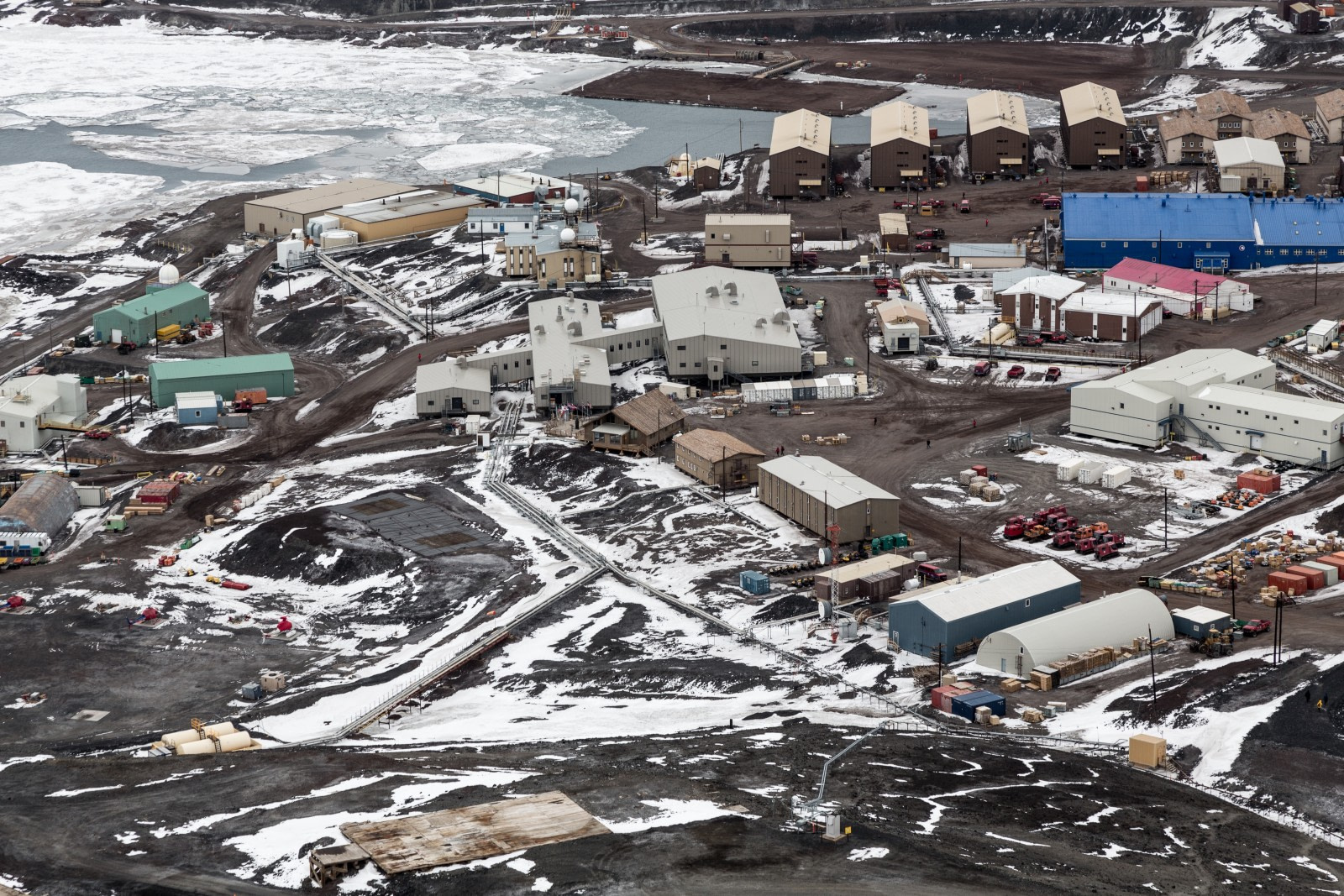 McMurdo Base