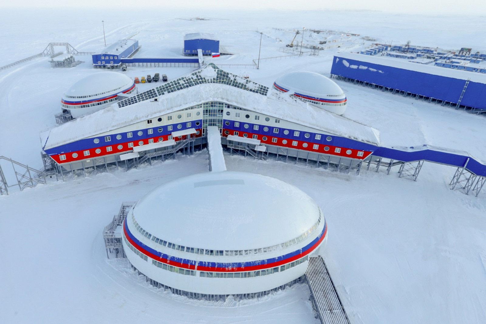 Nagurskoye Air Base