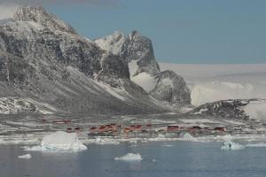 Estrecho Antarctic