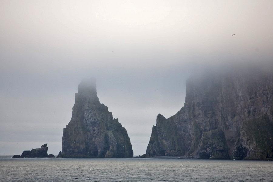 Stappen, on Bear island