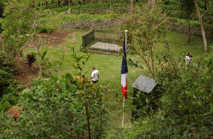 Napoleon's residence
