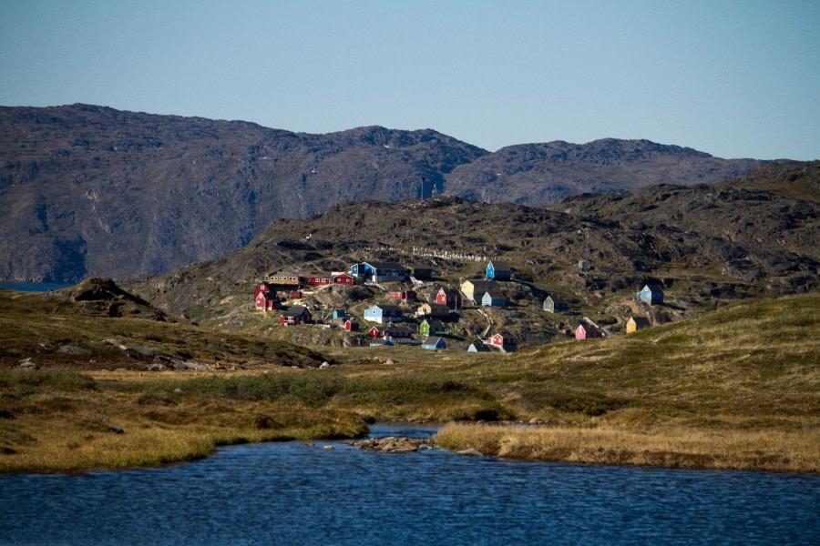 Sarfannguaq, Greenland