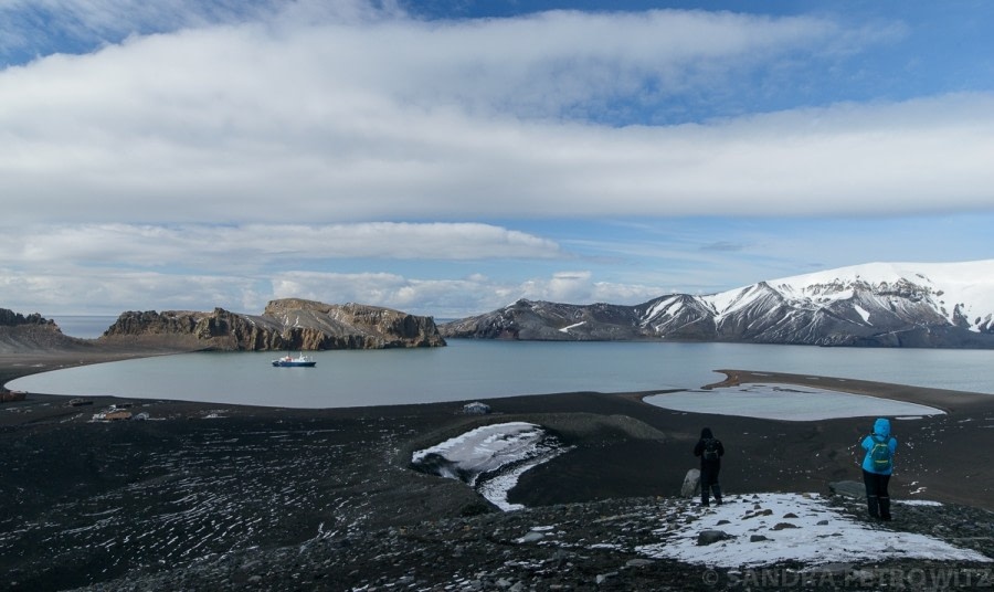 South Shetland Islands: Deception Island – Whalers Bay