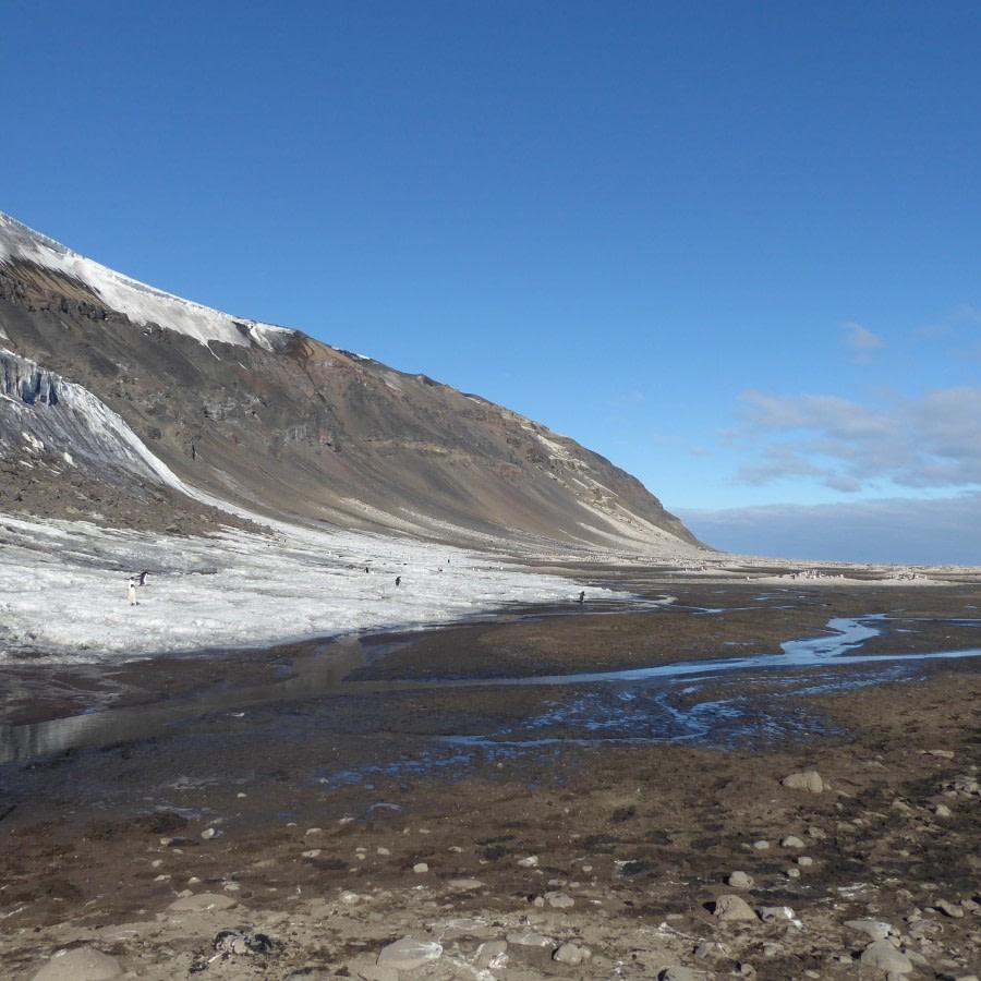Franklin Island, Ross Sea