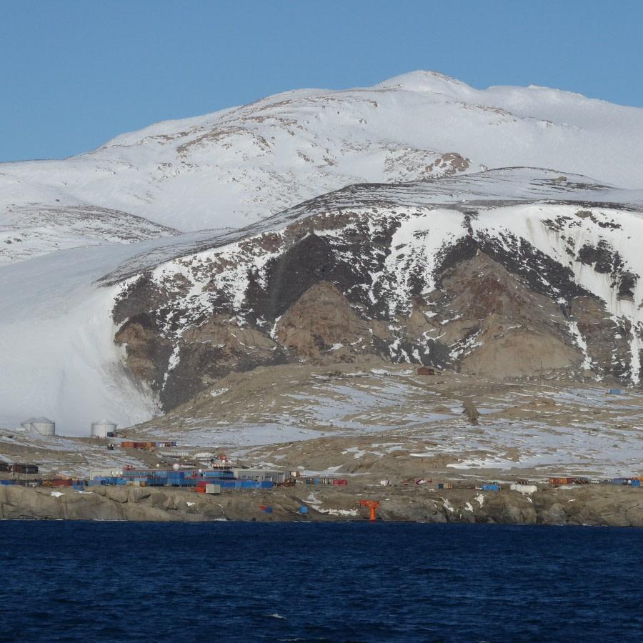 Terra Nova Bay & Drygalski Ice Tongue, Ross Sea