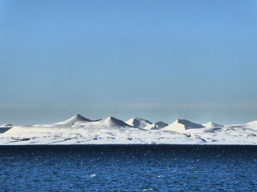 Isfjorden Spitsbergen