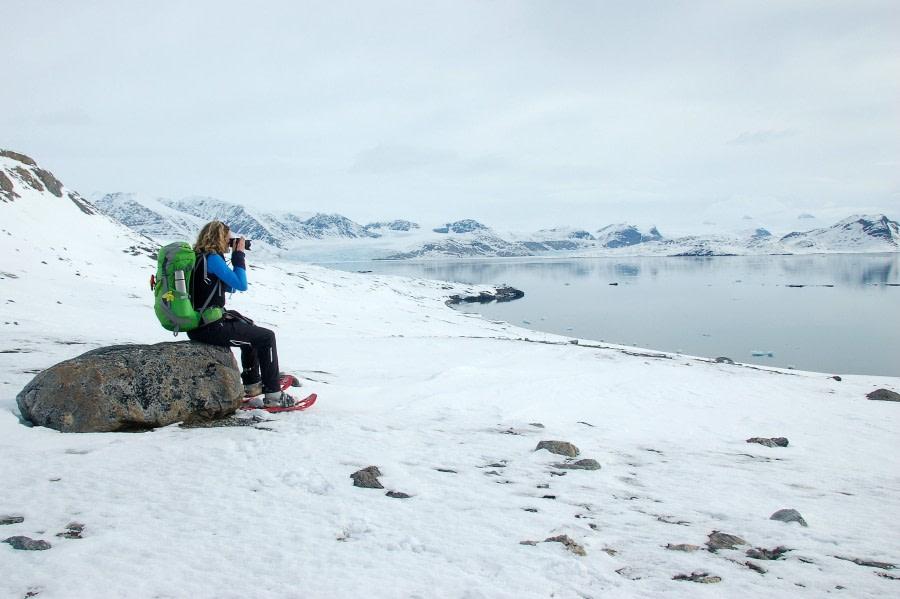 Snowshoeing, hiking, Spitsbergen, Arctic Spring, May-June © Oceanwide Expeditions, Philipp Schaudy_RVR18_2017_33.jpg