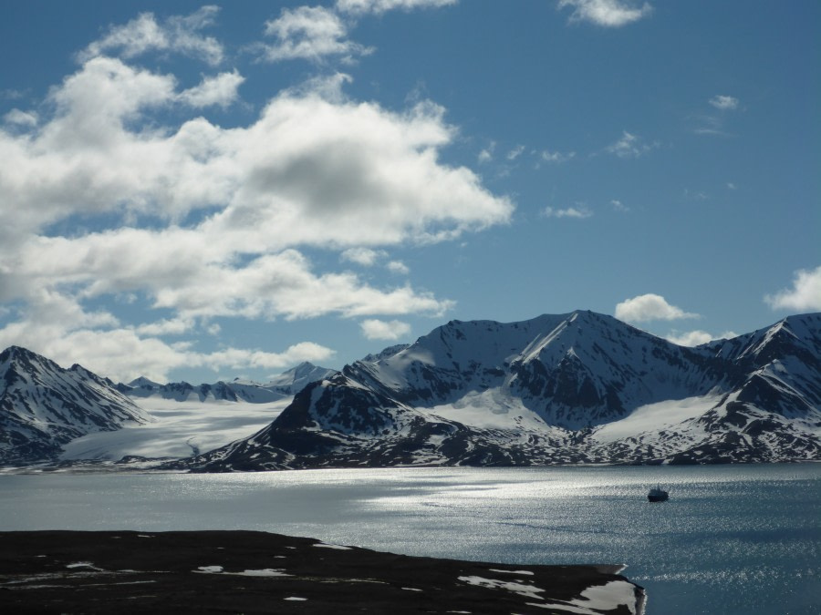 St Jonsfjord & Alkhornet