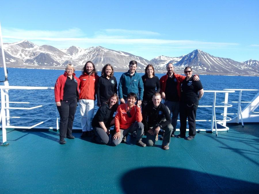 Longyearbyen, Spitsbergen
