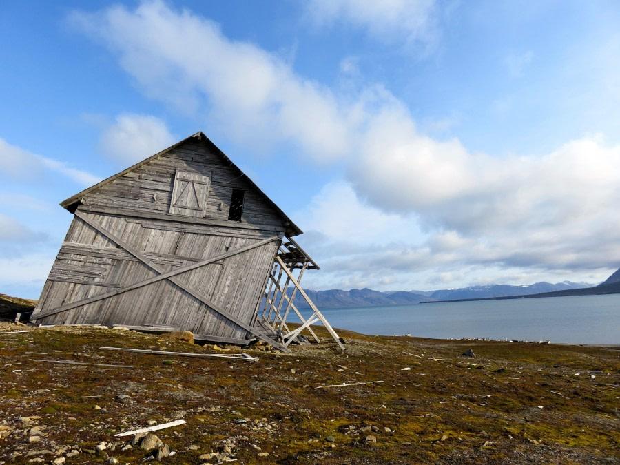 Snatcherpynten and Recherchefjord, Bellsund
