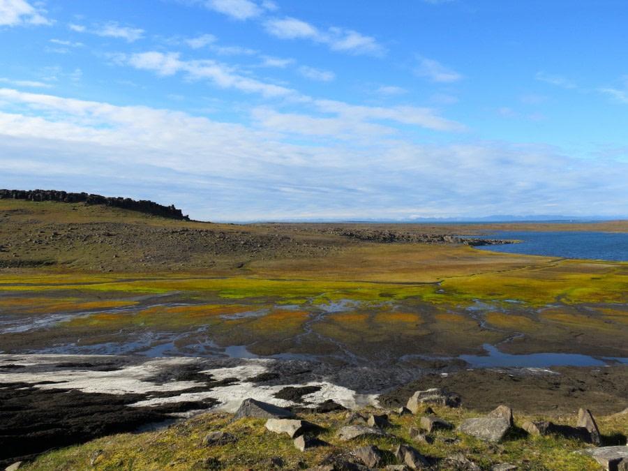 Sundneset / Agardhbukta /Storfjorden