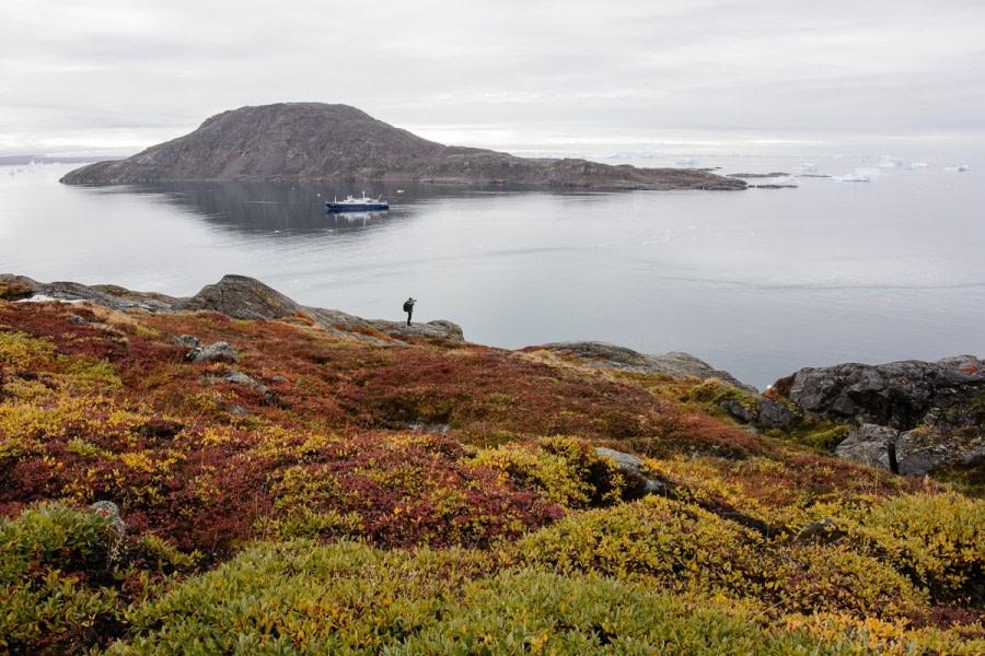 Sydkap, Jytte Havn (Bjørneøer) and Arctic BBQ