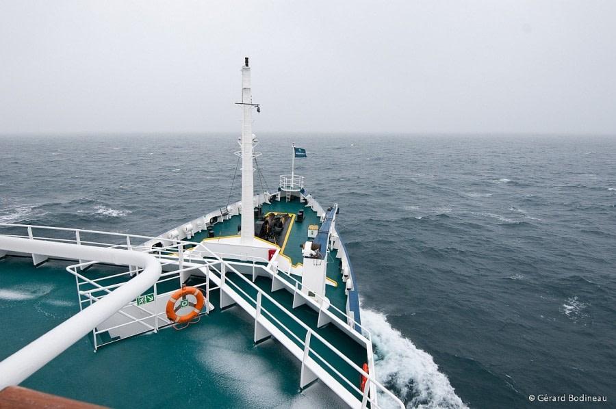 Northwest Spitsbergen: Raudfjord and Magdalenefjord