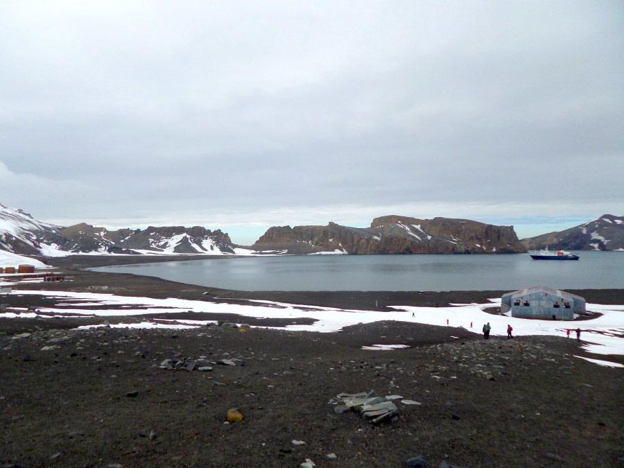 Whalers Bay, Deception Island