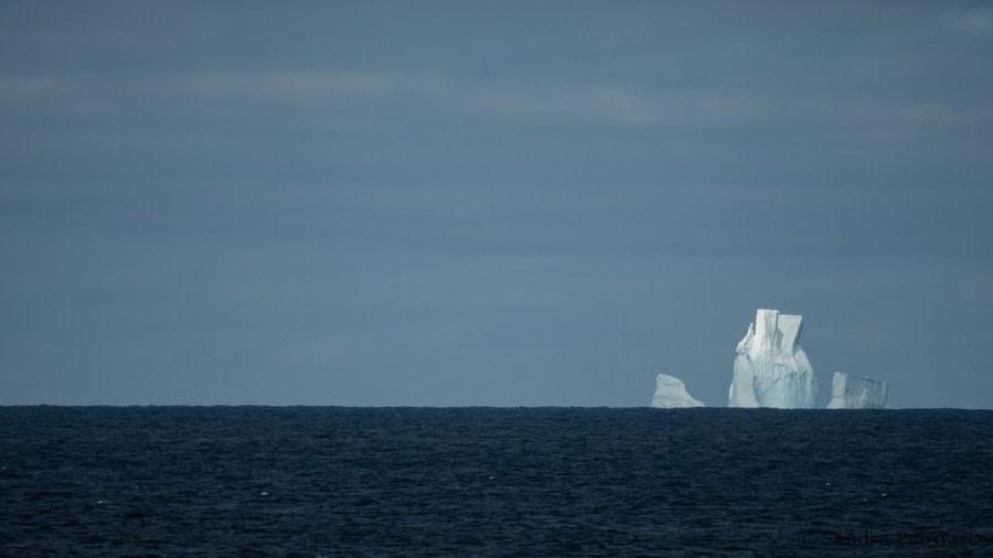 Drake Passage: At Sea towards Antarctica