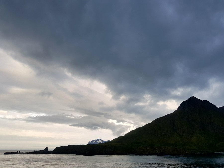 Cooper Bay & Drygalski Fjord, South Georgia