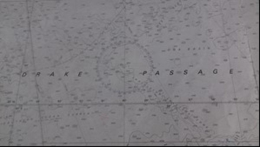 At Sea, Drake Passage Northward