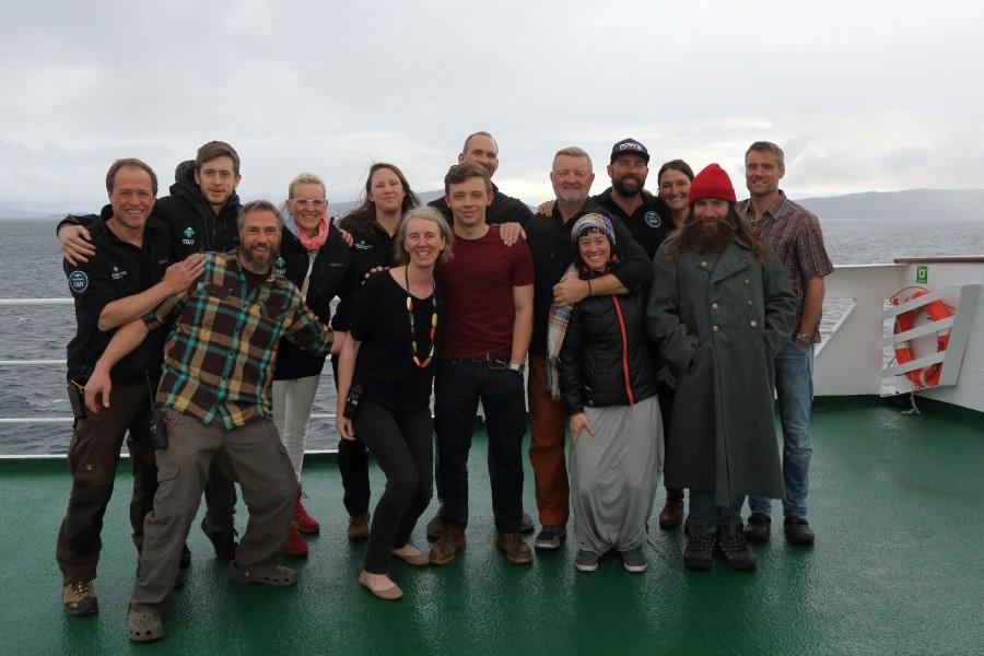 Disembarkation – Ushuaia, Argentina