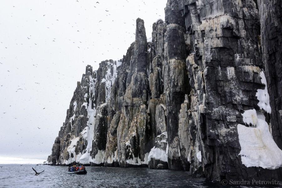 Alkefjellet & Wahlenbergfjord