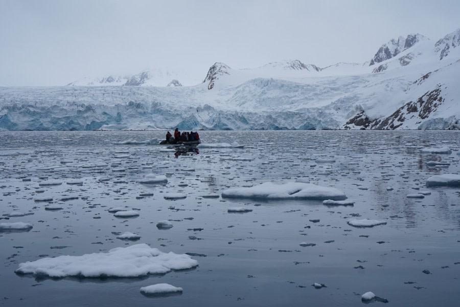 North Spitsbergen, Raudfjord, Fuglefjorden