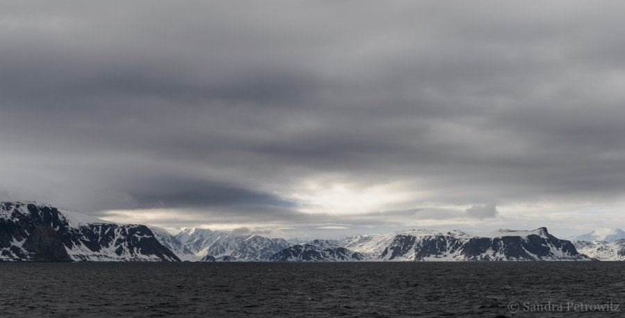 Liefdefjord: Andøyane & Monacobreen