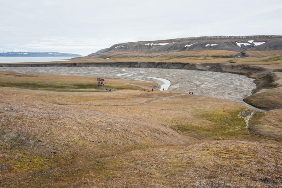 Freemansund & Storfjord: Isbjørnodden & Kapp Lee