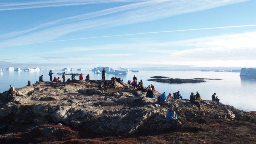 Jytte Havn & Rune Island