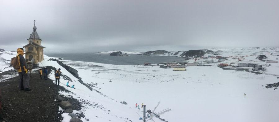 South Shetland Islands–Bellingshausen, King George Island