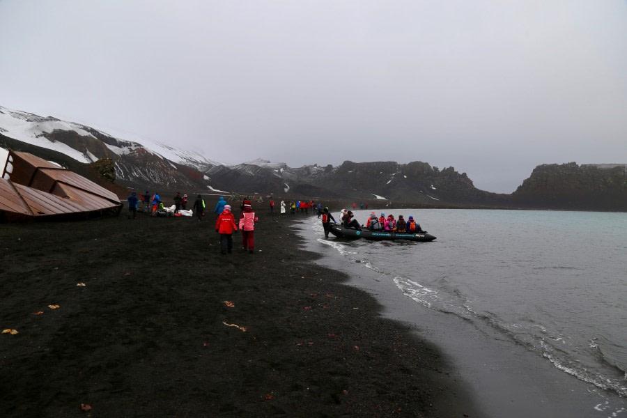 Whaler's Bay / Half Moon Island, South Shetland Islands