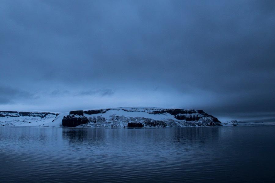 At sea – Drake Passage