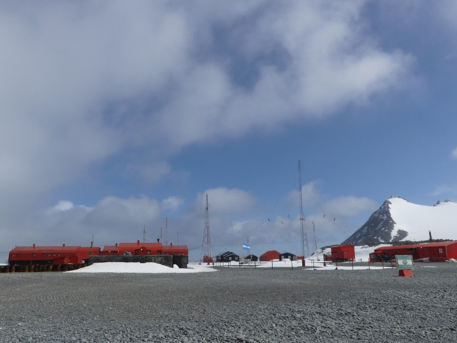 Orcadas Base, Laurie Island, South Orkney Islands