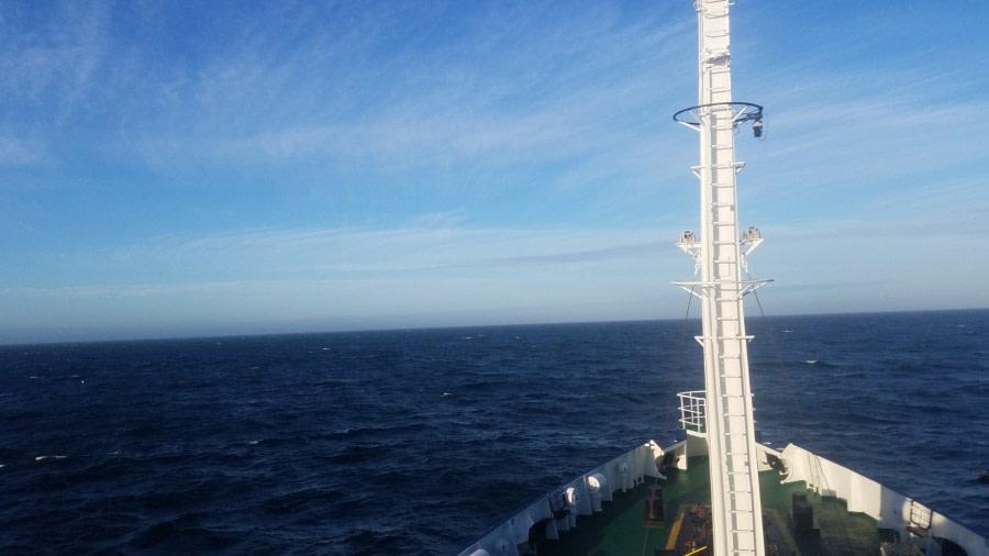 Drake Passage, en route to Ushuaia